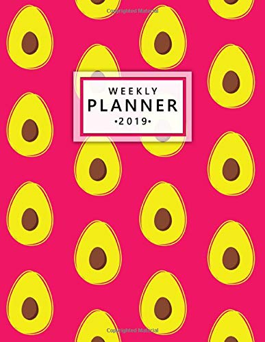 Weekly Planner 2019: Organic...