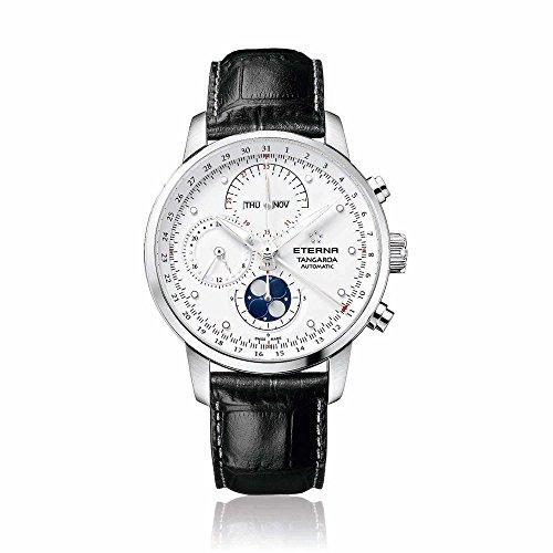 Eterna Herren - Armbanduhr Tangaroa Analog Automatik 2949.41.66.1261