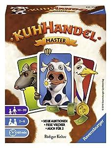 Ravensburger Kuhhandel Master - Juego de Tablero (Multi)