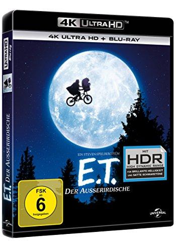 E.T. – Der Außerirdische – Ultra HD Blu-ray [4k + Blu-ray Disc] - 2