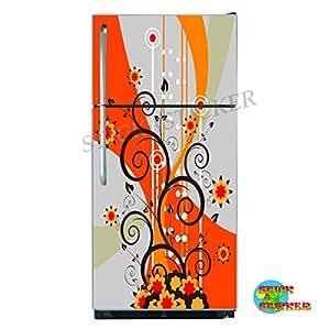 Sticker frigo 70x170cm réf 517
