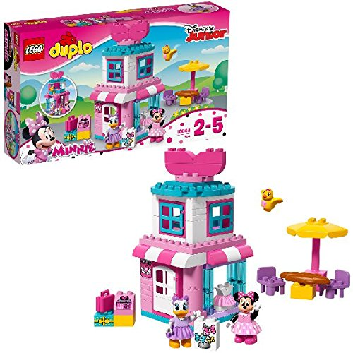 LEGO DUPLO 10844 - Minnies (Mouse Disney Kleinkind Kostüme Minnie)
