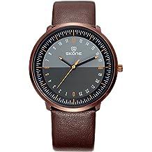selezione migliore 54d98 86c32 Amazon.it: orologio 24 ore da polso - Marrone