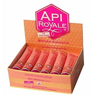 Natura Clou Kosmetik Api Bienen-Kosmetik Vorteilspaket Api Royale classic 12er Packung (12 Tuben a 50ml)