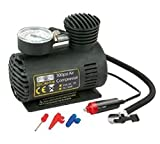 12 V Auto Elektro Mini Compact Kompressor Pumpe Bike Reifen Volumenpumpe 300 PSI New