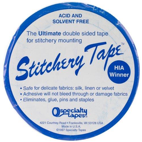 ,4cm Stitchery Tape Rolle für Einrahmung ()