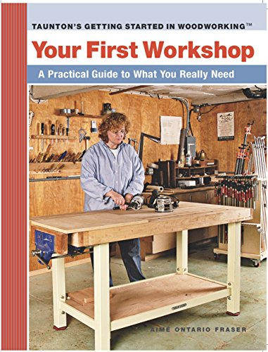Your First Workshop: A Practical Guide to What You Really Need (Getting Started In. . .) por Aime Ontario Fraser