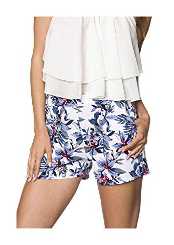 Hipstylers - Pantalon de sport - Femme bleu/blanc