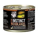 PURE INSTINCT Woodlands Junior mit Truthahn 6x200g