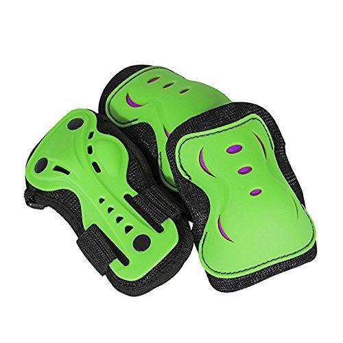 SFR Essentials Dreifach Schützer Set - AC760 Heißen Farben - Grün Kleine Preisvergleich