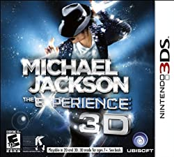 Michael Jackson: The Experience (Nintendo 3DS) (NTSC)