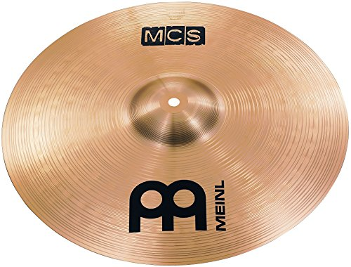 "Meinl Cymbals MCS16MR - Piatto Crash medium, 16"" (40,64 cm)"