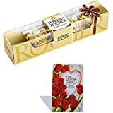 SFU E Com Ferrero Rocher - Valentine'S Day Combo - Gift Box