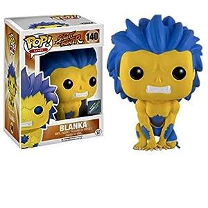 Funko - Figura Pop Street Fighter Blanka Yellow 8