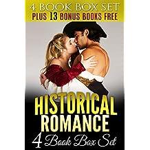 Historical 4 Book Box Set (English Edition)