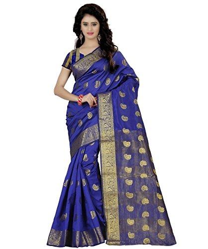 Trendz Style Jacquard Silk Saree(TZ_1131_B)