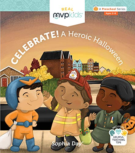 (Celebrate! A Heroic Halloween (English Edition))
