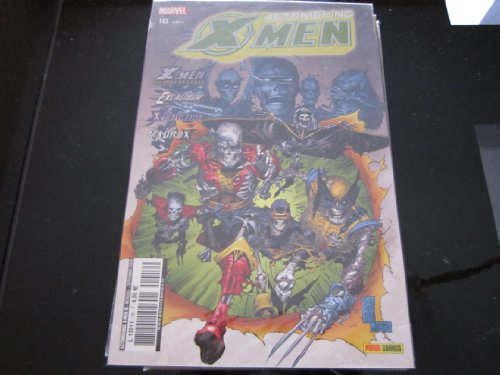 ASTONISHING X-MEN N° 16 (SEPT 2006) comics vf