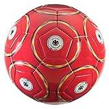 DFB Unisex Jugend Fußball rot Gr. 5