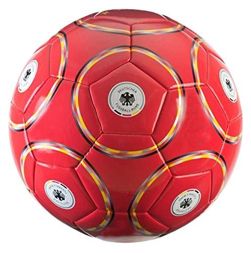 DFB Unisex Jugend Fußball rot Gr. 5 -
