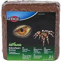 Trixie 76152fibra di cocco Humus, substrato, pressato
