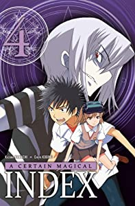 A Certain Magical Index Edition simple Tome 4