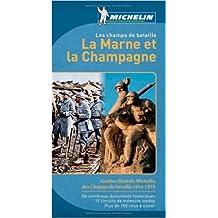 Les Champs de Bataille - La Marne et la Champagne de Collectif Michelin ( 29 octobre 2011 )
