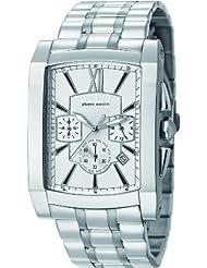 Pierre Cardin Herren-Armbanduhr Pont Des Arts Chronograph Quarz Edelstahl PC105411F02