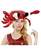Gorro Animal Cangrejo Foam