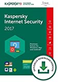 Kaspersky Internet Security 2017 1 Gerät + Kaspersky Internet Security for Android 1 User [Download]