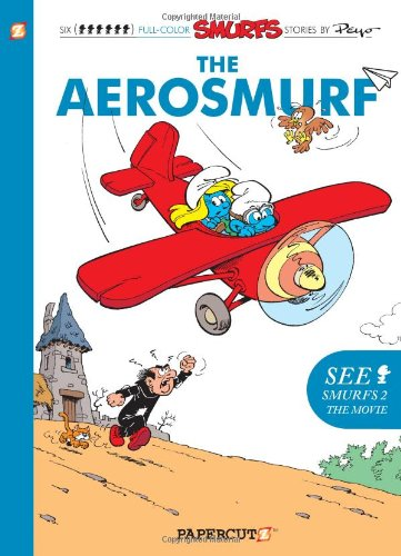 Smurfs #16: The Aerosmurf, The