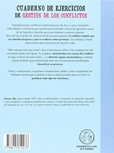 Cuaderno de ejercicios. Gestión de los conflictos (Terapias Cuadernos ejercicios) leer libros online gratis en español pdf