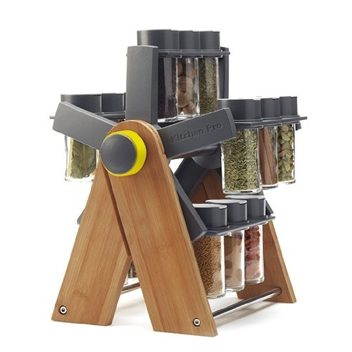 Ferris Deluxe Spice Market By Kitchen Pro   Spice Rack   Buy Online In UAE.  | Kitchen U0026amp; Home Products In The UAE   See Prices, Reviews And Free  Delivery ...