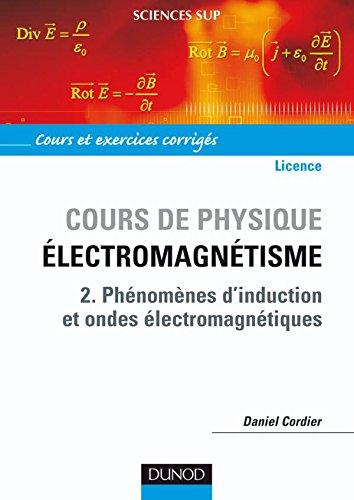 Cours de Physique pour la Licence- Élec...