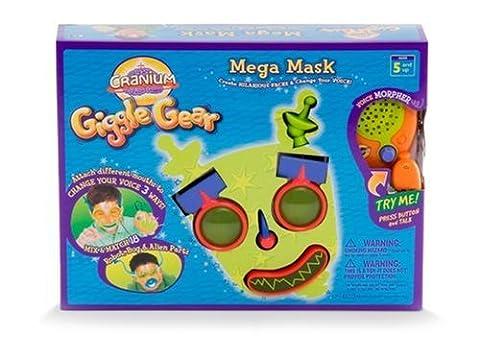 Cranium Giggle Gear Mega Mask with Robot,