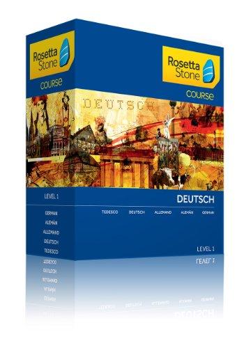 Rosetta Stone Course - Einstiegsniveau Deutsch Level 1