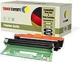 Kit 2 TONER EXPERTE® DR1050 Tamburo & TN1050 Toner compatibili per Brother DCP-1510 DCP-1512 DCP-1610W DCP-1612W HL-1110 HL-1112 HL-1210W HL-1212W MFC-1810 MFC-1910W