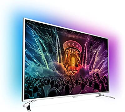 Philips 6000 series - Televisor (4K Ultra HD, 802.11n, LED, Android, A, 16:9)