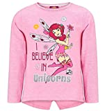 Mia and Me Langarmshirt Kollektion 2018 Shirt 98 104 110 116 122 128 134 140 146 152 Top Rosa (Rosa, 140)