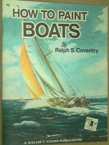 Boats (How to Draw and Paint) -