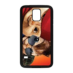 alvin and chipmunks Samsung Galaxy S5 Cell Phone Case Black 53Go-222538