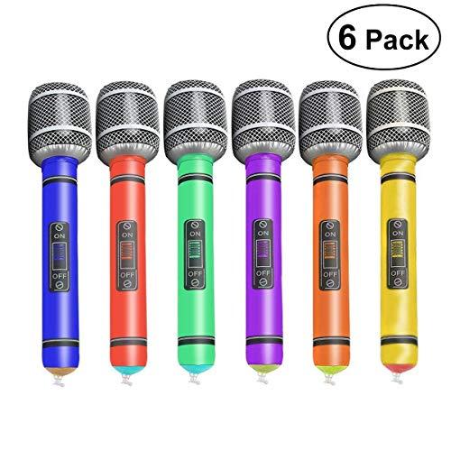 - Lustige Aufblasbare Mikrofon