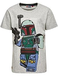 Lego Wear Boy Star Wars Teo 150, T-Shirt Garçon