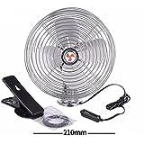 Ventilador del coche/12v/24v/coche con el ventilador grande del ventilador/del carro pequeño/ventilador de techo grande de la energía eólica, I, 24V