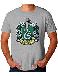 Harry Potter Slytherin Logo Camiseta para Hombres Medium