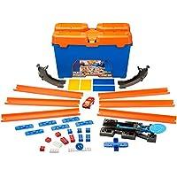 Hot Wheels Hotwheels Disney Track Builder Caja de Acrobacias,, Miscelanea (Mattel DWW95)