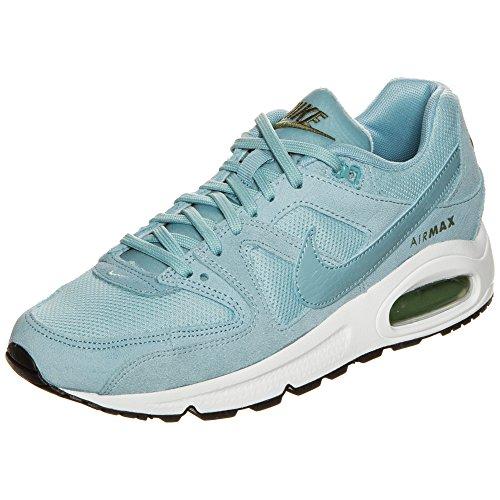 Nike Wmns Air Max Command, Scarpe da Corsa Donna Multicolore (Mica Blue/Mica Blue-White-Palm Green)