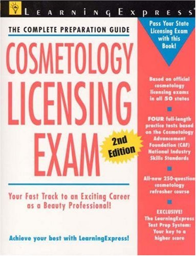 Cosmetology Licensing Exam Practice