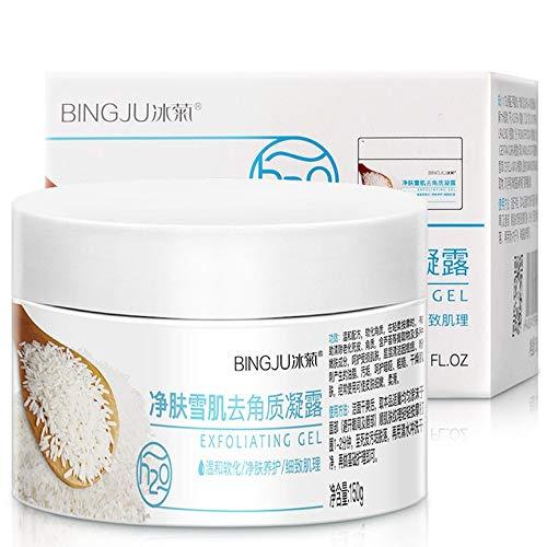 VCB Tiefenreinigendes Aqua Gel Befeuchtet Gesicht Peeling Gesichtspeeling Hautpflege - weiß