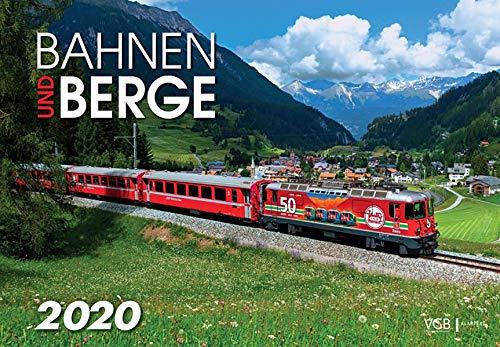 Bahnen und Berge 2020: Kalender 2020